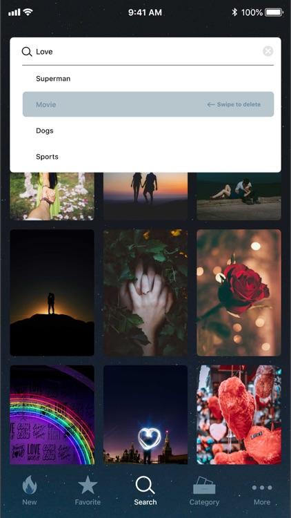 Live wallpapers - wallpaper hd screenshot-9