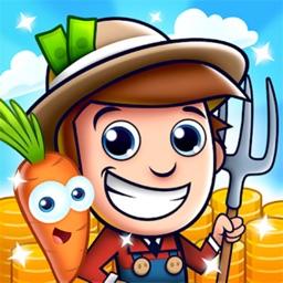 Idle Farming Empire : Tycoon