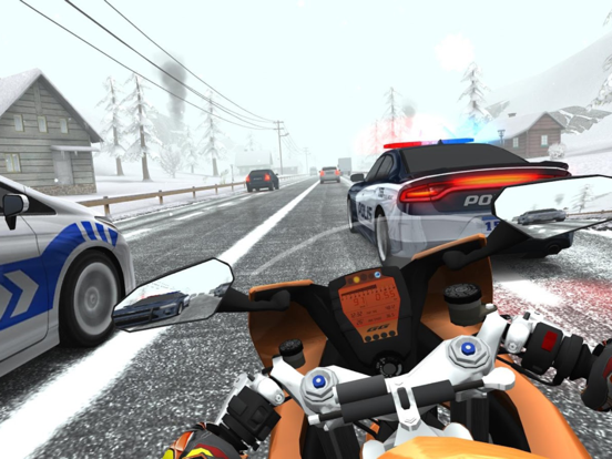 Racing Fever: Moto screenshot 8