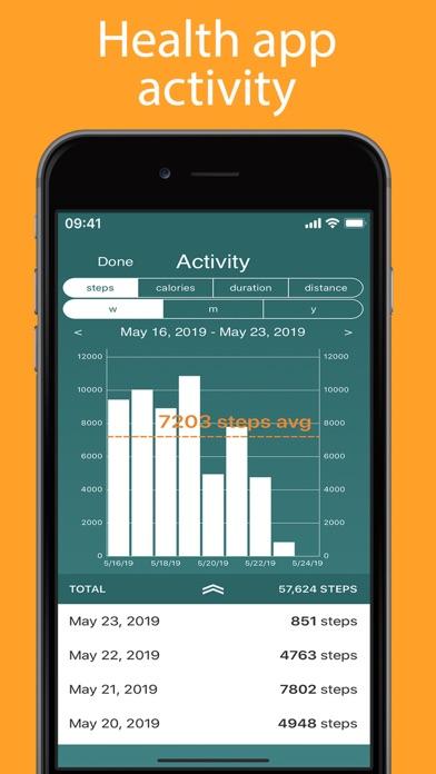 iPeriod Lite Period TrackerScreenshot of 8