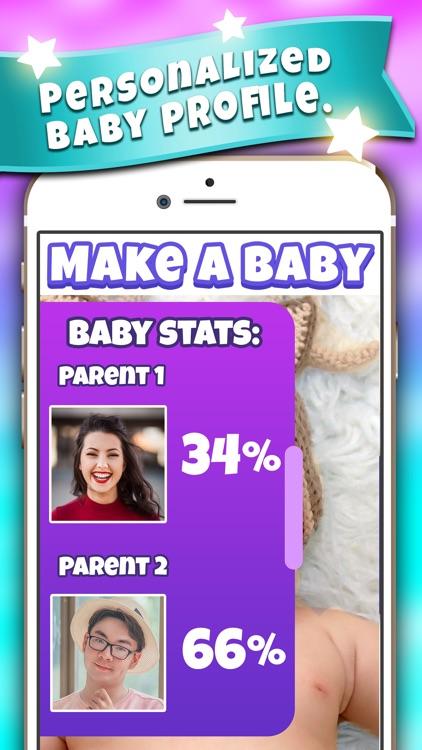 Make A Baby Future Face Maker screenshot-4