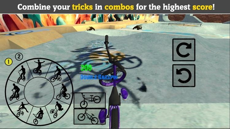 BMX FE3D 2 screenshot-4