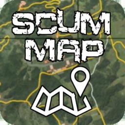 Map for SCUM