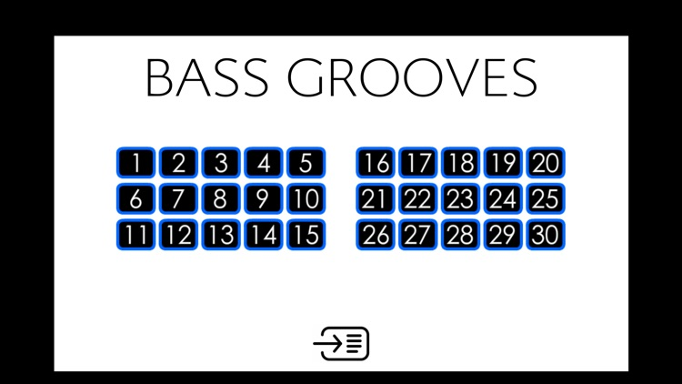 Bass Grooves. screenshot-0