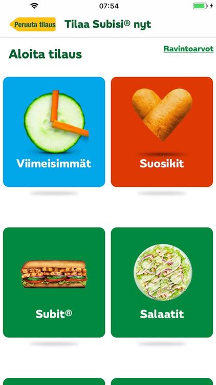 SUBCARD™ Suomi screenshot-5