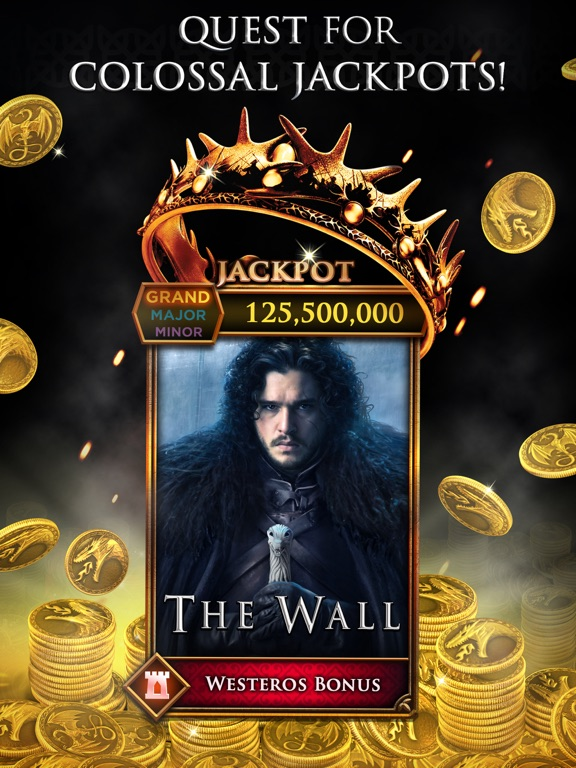 Game of Thrones Slots Casino screenshot 7