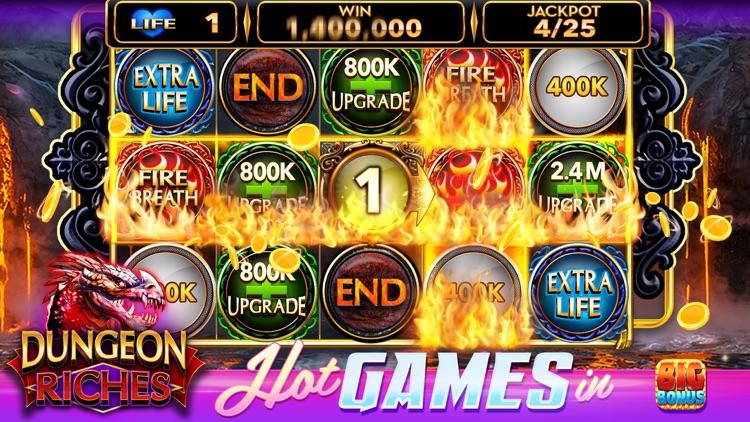 Big Bonus: Slot Machine Games screenshot-4