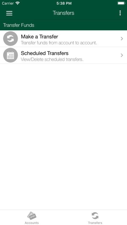 Security Bank - Mobile Banking screenshot-3