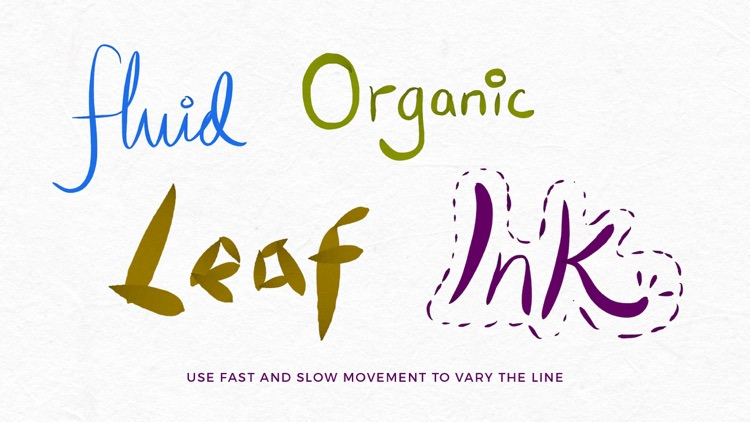 Calligraphy Calm - Ink Brush screenshot-4