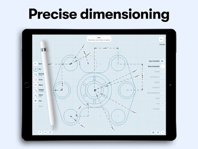 Shapr 3D CAD modeling on the App Store