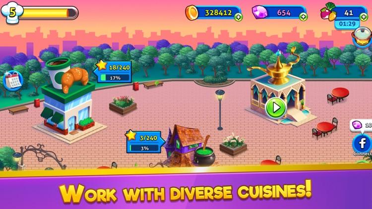 Chef Rescue - Kitchen Master