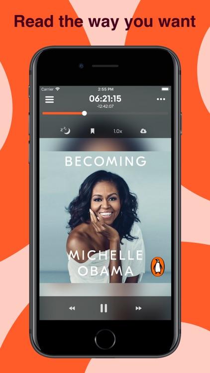 Storytel: Audiobooks & E-books screenshot-0