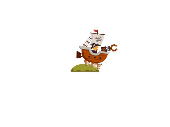 恐竜海賊船 - 子供向けゲームのおすすめ画像10