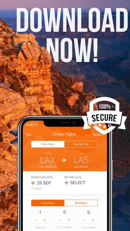 Cheap Flight Booking Online screenshot-3