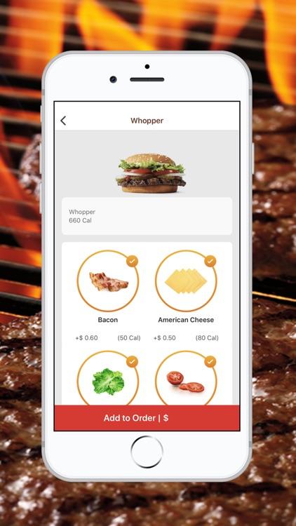 BURGER KING® App screenshot-5