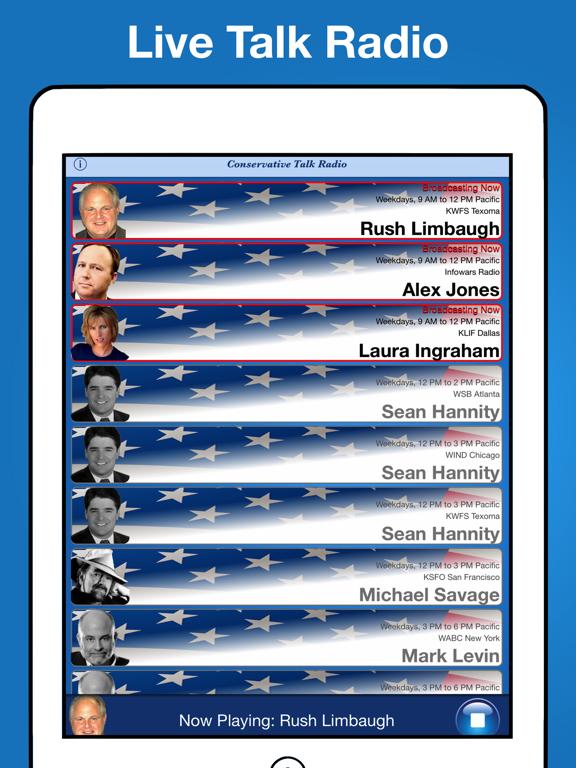 Conservative Talk Radio | App Price Drops