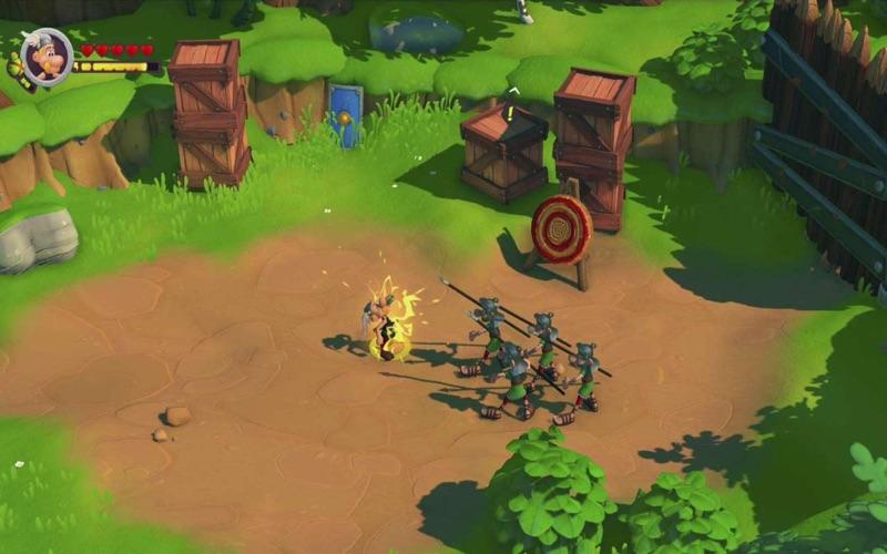 Asterix & Obelix XXL 3 screenshot 3