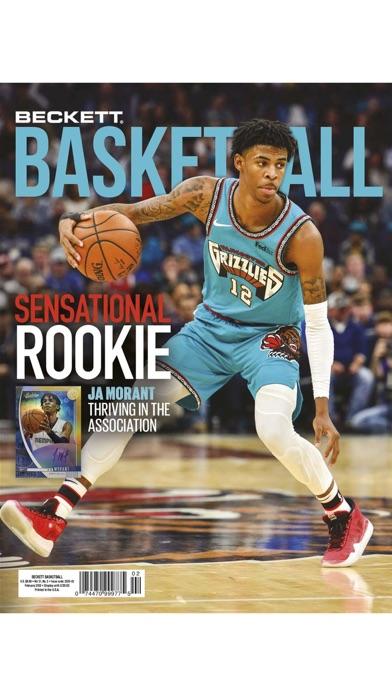 Beckett Basketball Screenshot