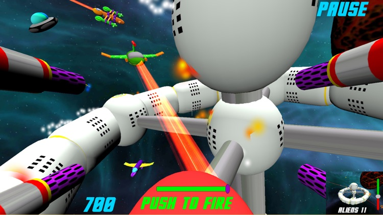 Super Space Laser Pro screenshot-2