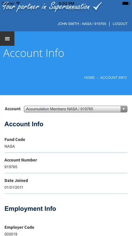 NASFUND APP screenshot-4