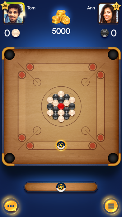 Carrom Disc Poolلقطة شاشة5