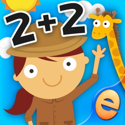 Animal Math Games for Kids