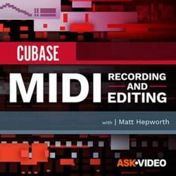 MIDI Record & Edit Course