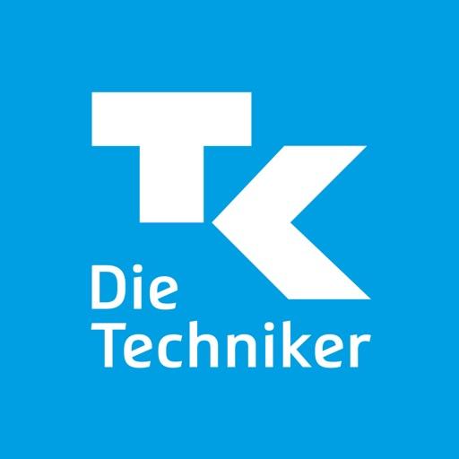 Die TK-App – alles im Griff