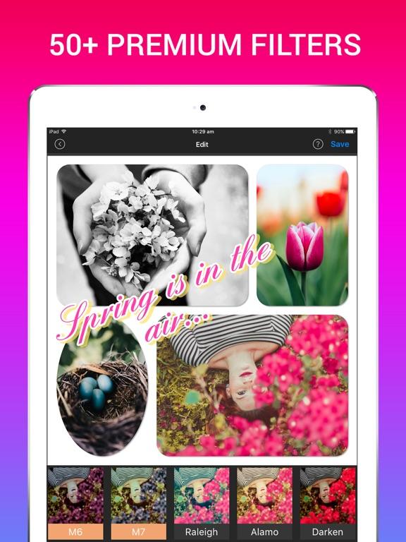 Photo Collage Montage Maker screenshot