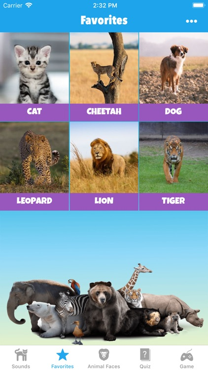 Animal Sounds for Kids Lite! screenshot-3