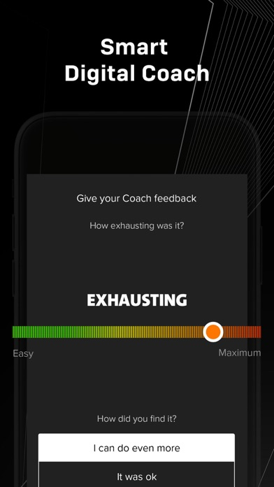 Screenshot for Freeletics - Workout & Fitness in Pakistan App Store