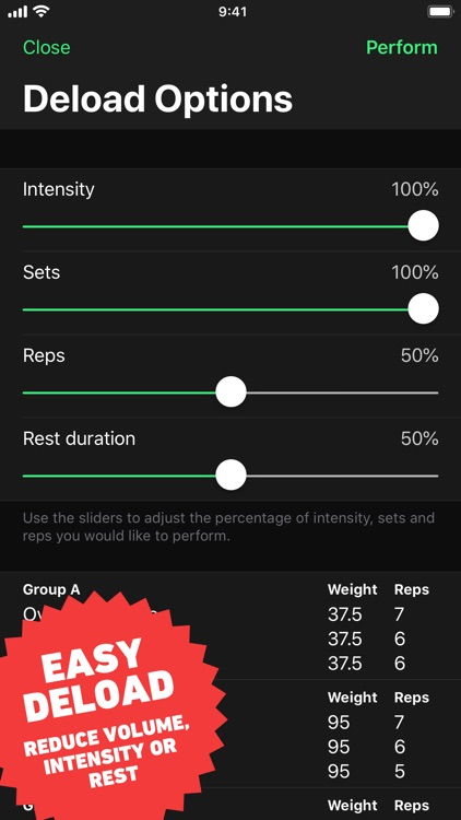 HeavySet - Gym Log screenshot-8