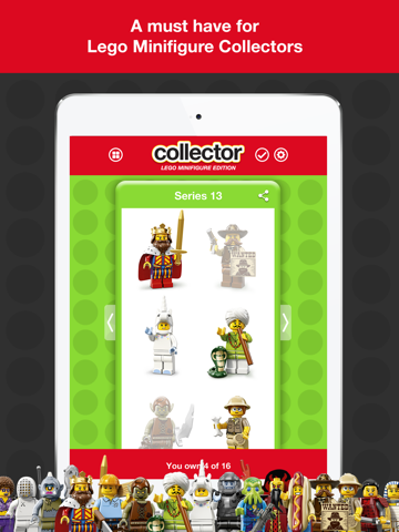 Collector - Minifigure Edition - náhled