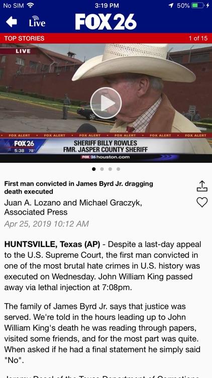 FOX 26 News screenshot-3