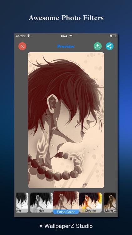 Art Wallpapers For One Piece screenshot-3