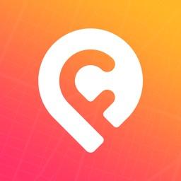 Finde手机定位软件 –一分钟获得亲友位置信息