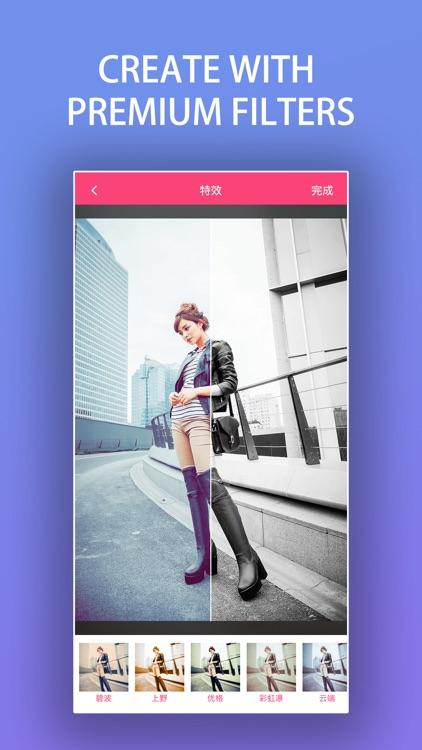 PNG Store : Face Photo Editor screenshot-6