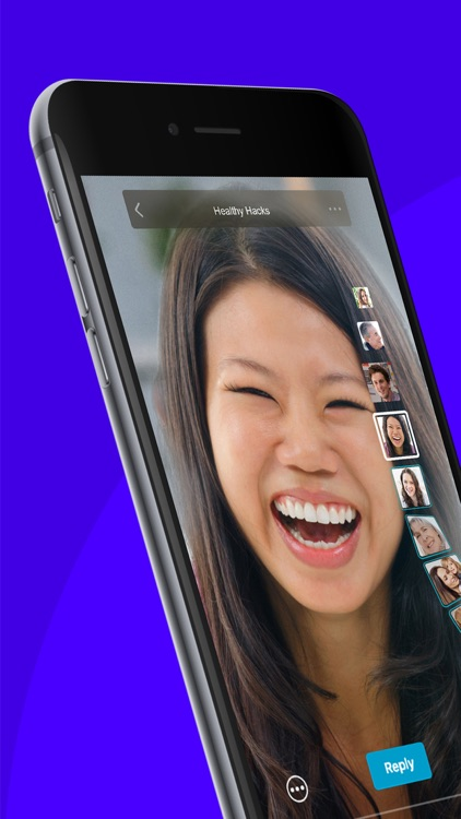 SAY-Group video chat messenger