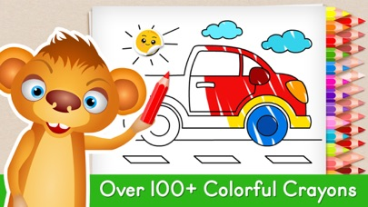 Tashi Coloring Games for Kids für Android: Download ...
