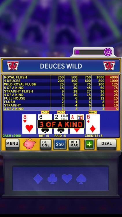 Video Poker High Limit screenshot-0
