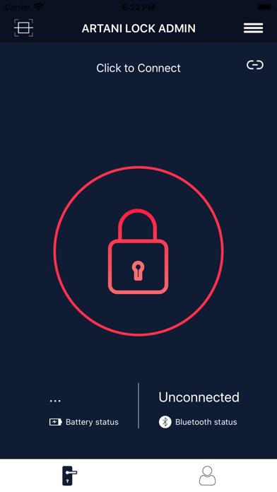 Artani Lock Admin screenshot 2