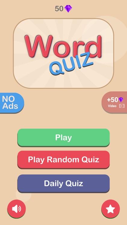 Word Quiz HD
