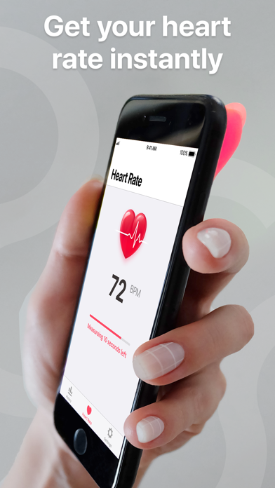 Heart Rate Monitor ∙ screenshot