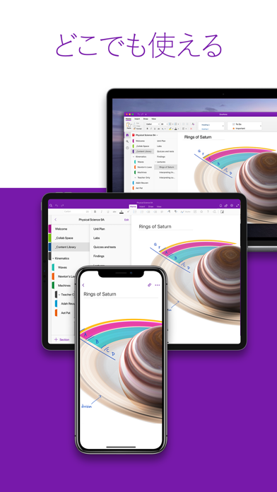 Microsoft OneNote ScreenShot3