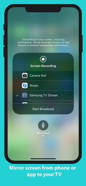 Samsung TV Streaming on the App Store