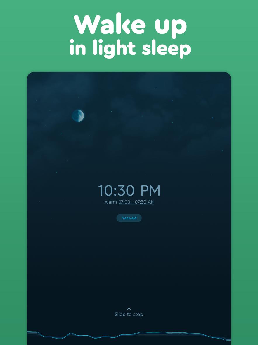 Sleep Cycle: 智能闹钟-2