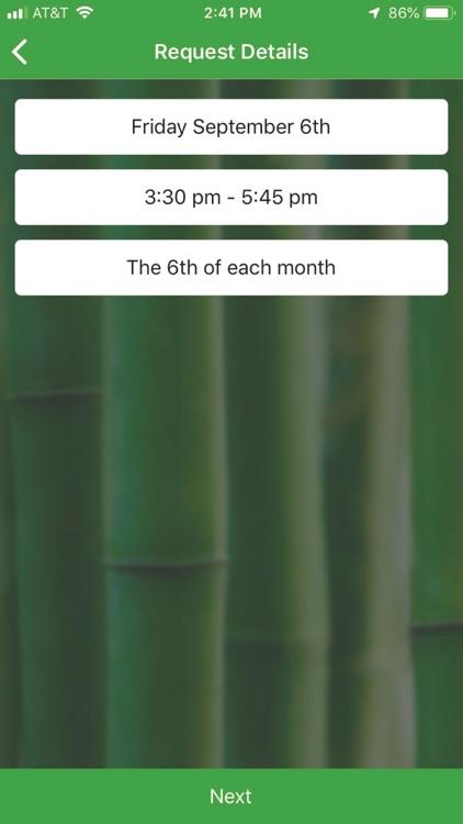Bamboo Services screenshot-3