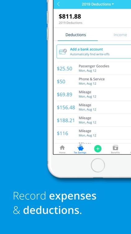 Stride: Mileage & Tax Tracker screenshot-4