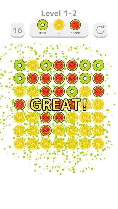 Fruits dot screenshot 3