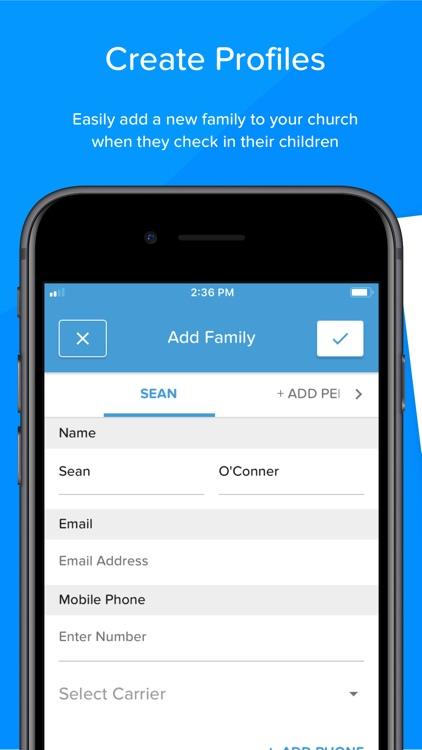 Check-In App screenshot-3